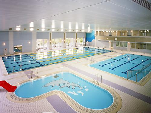 プール施設案内3