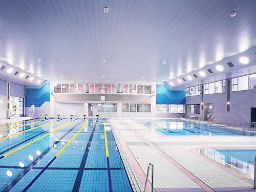 プール施設案内1