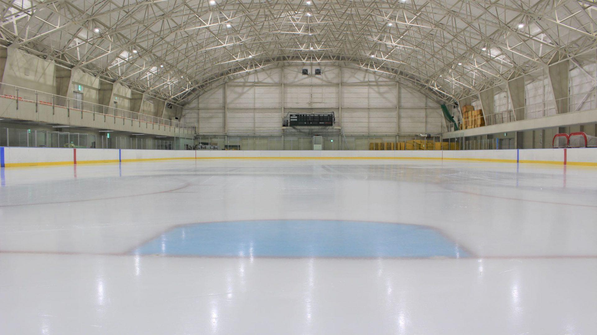 安平町スポーツセンターホーム
